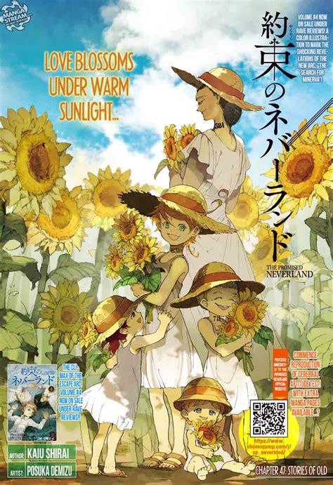 2820332846 the promised neverland t read the promised neverland chapter 47 mangafreak