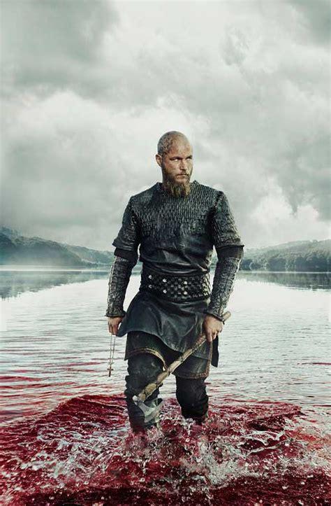 what happened to ragnars hair in season 3 vikings ragnar lothbrok season 3 promotional picture