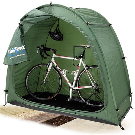 Bike Cave   Bike Tent bicycle storage shelter   Cave