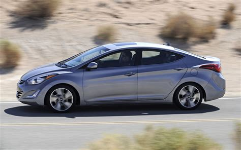 Hyundai Elantra Sedan 2014 by Hyundai Elantra Sedan 2014 Widescreen Car Pictures
