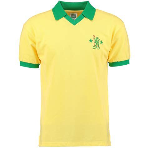 Chelsea 6 T Shirt chelsea 1980 away shirt mens sleeve t shirt football