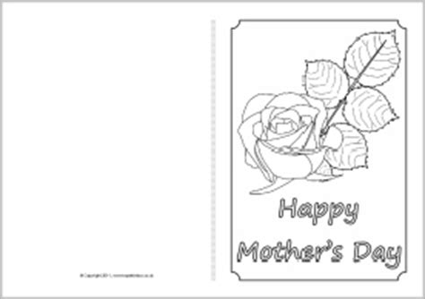 mothers day template card s day card colouring templates sb4359 sparklebox