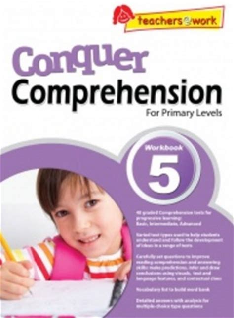 Mastering Comprehension P6 conquer comprehension