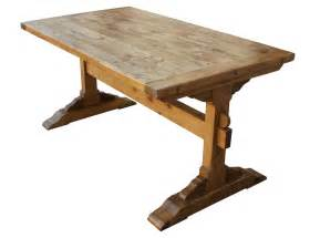 Dining Table Images Trestle Dining Table Home Design And Decor Reviews