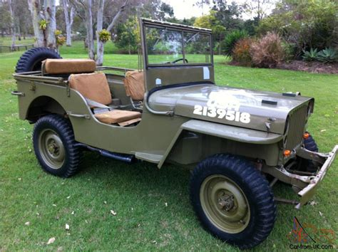 army jeep ww2 ww2 army surplus jeeps autos post