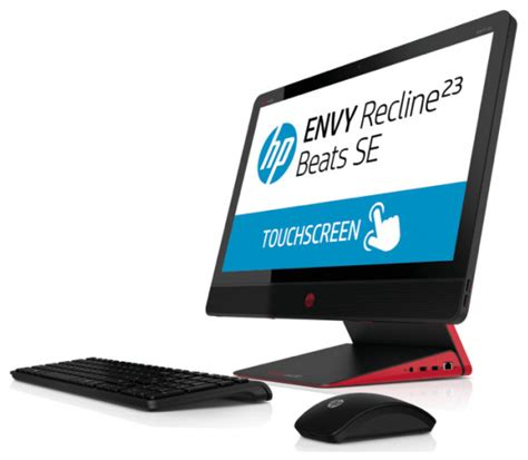 hp envy 27 recline hp announces the envy recline all in one pc series