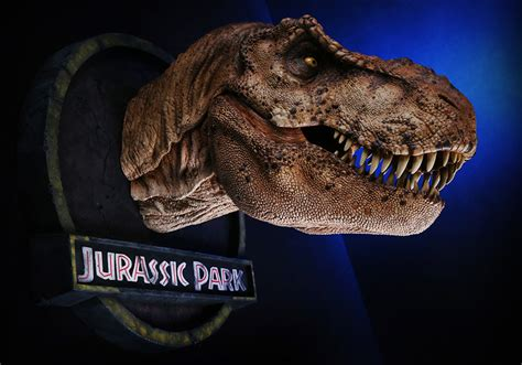 Jurassic Park Collectibles chronicle collectibles jurassic park t rex 1 5