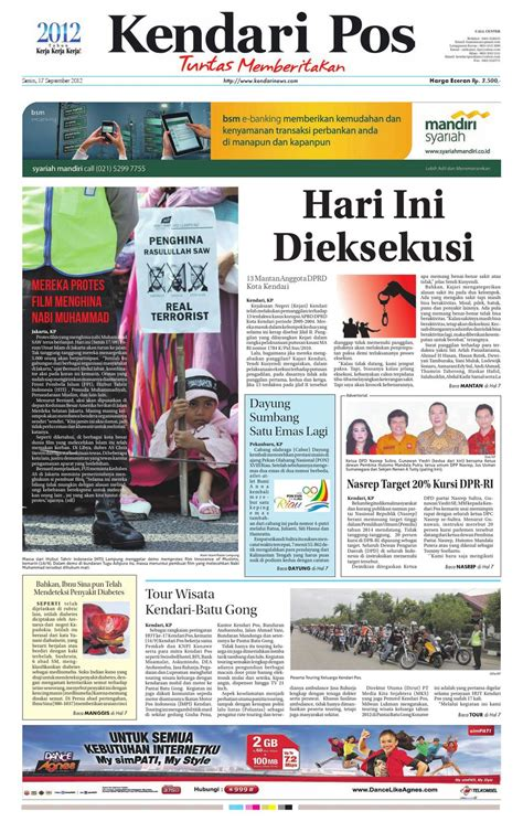 0853 62 21 62 62 Nomor Cantik Kartu As Kartu Perdana 0853 62216262 kendari pos edisi 17 september 2012 by kendarinews issuu