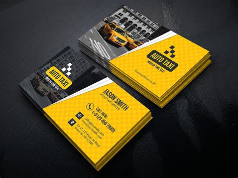 free taxi cab business card templates 21 taxi business card templates free premium