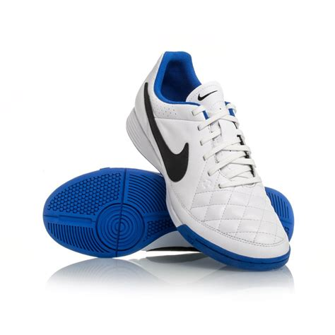 mens indoor football shoes nike tiempo genio leather ic mens indoor football shoes