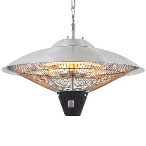 Patio Heaters On Sale La Hacienda Hanging Patio Heater 2100w On Sale Fast Delivery Greenfingers