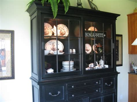 black china hutch cabinet black china cabinet steveb interior wonderful china