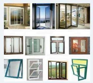 Kusen Pintu Aluminium Ykk 3 material untuk model kusen pintu dan jendela rumah