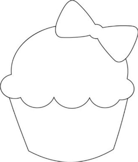 free cupcake template for s card best 25 cupcake template ideas on cupcake