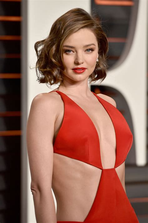 miranda kerr at 2016 vanity fair oscar hosted by