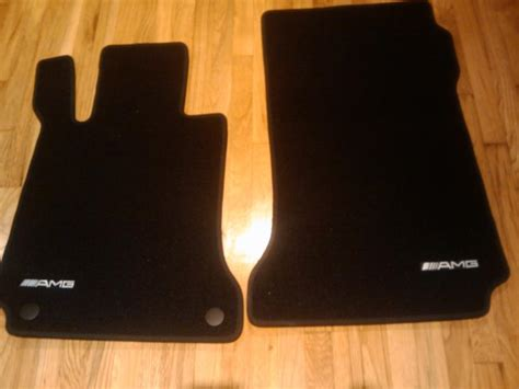 amg floor mats mbworldorg forums