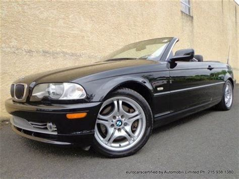 free car manuals to download 2003 bmw 3 series parental controls purchase used 2003 bmw 330i convertible warranty sport package 5 speed manual serviced clean in