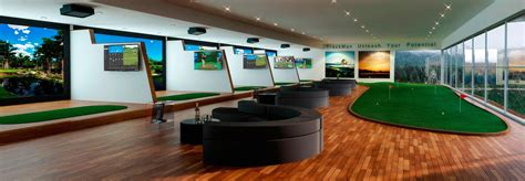 full swing golf cost indoor golf simulator hd and full swing