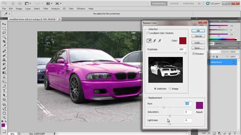 how to change color of object in photoshop photoshop how to change color of an object