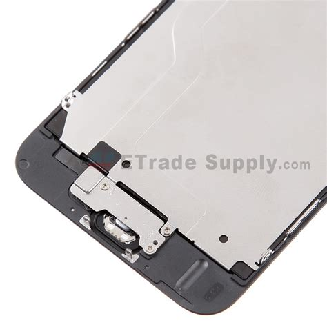 apple us apple iphone 6 lcd and digitizer assembly with frame and