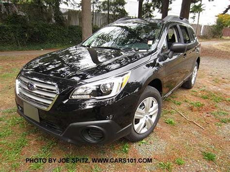subaru outback black 2016 2016 outback specs options colors prices photos and more