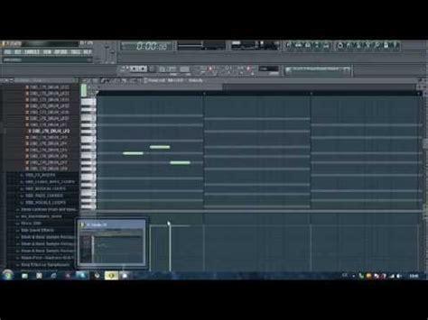 tutorial fl studio demo liquid dnb tutorial fl studio 10 youtube