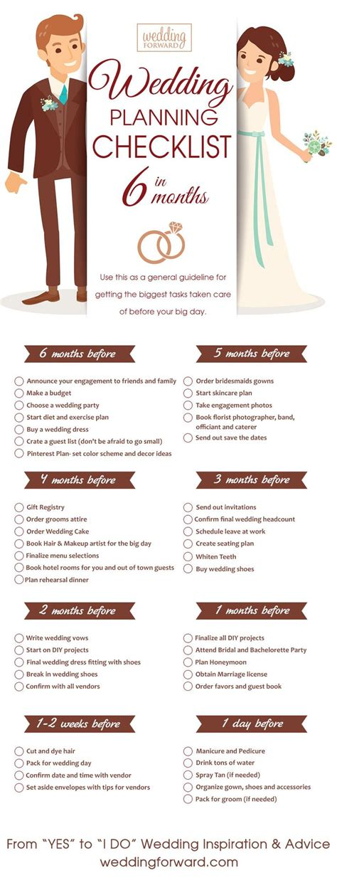 Wedding Checklist 3 Months by Best 25 Wedding Planner Ideas On Wedding