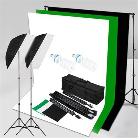 illuminazione studio fotografico 1250w studio fotografico kit illuminazione softbox foto
