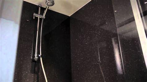 laminate bathroom walls