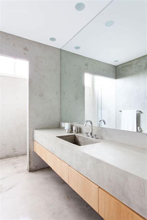 concrete bathrooms 20 amazing bathroom designs with concrete
