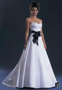 white wedding dresses black and white wedding gownwedwebtalks wedwebtalks