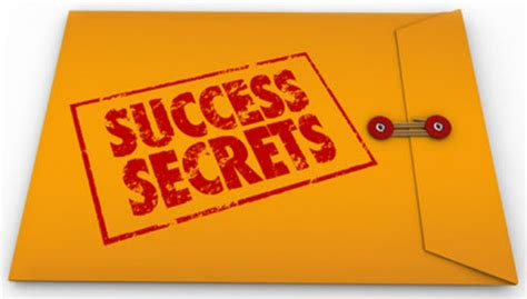The Secrets To by Secrets To Success Finfit