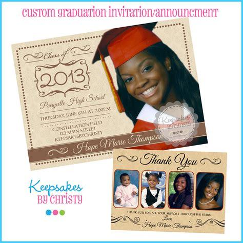 personalized graduation announcements custom graduation announcements invitation s