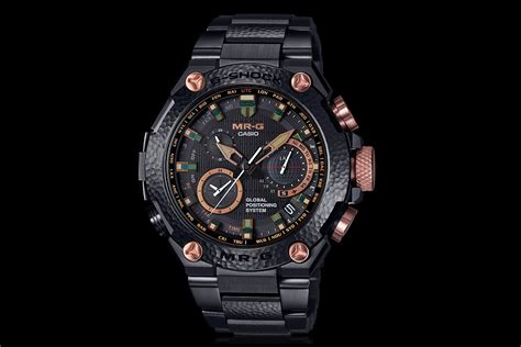 Limited Edition G Shock casio g shock mr g limited edition hammer tone