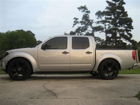 nissan frontier lowered sumthin 2007 nissan frontier crew cab specs photos