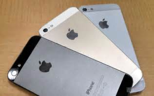 colors of iphone 5s iphone 5s colors in photos leaked new iphone color