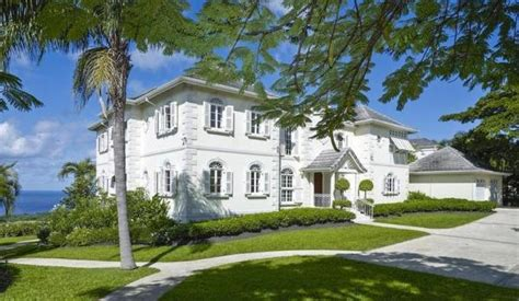 houses to buy in barbados inside the a listers retreat 163 41m barbados mansion goes