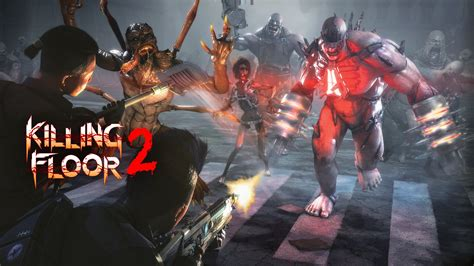 killing floor 2 available now on xbox one xbox wire