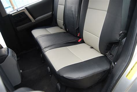 Toyota 4runner Seat Covers Toyota 4runner 2010 2014 Iggee S Leather Custom Seat Cover