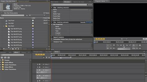 adobe premiere pro new sequence how to import an image sequence in adobe premiere pro