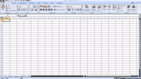 tutorial microsoft xl introduction to microsoft excel 2007 for absolute