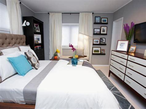 Grey Bedroom Shelves Photos Hgtv