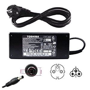 alimentatore toshiba satellite a300 chargeur alimentation de pc ordinateur portable 19v