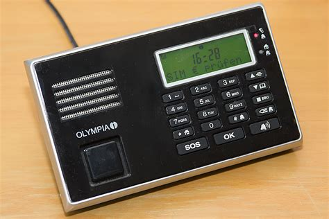 Alarmanlagen Im Test 1041 by Olympia Protect 9061 Gsm Funk Alarmanlage Im Test