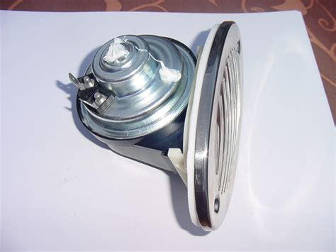 boat horn replacement bayliner glastron winns boat horn flush mount w stainless