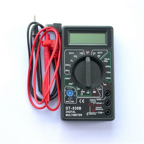 Multi Tester Dt 830b Masda how to use a multimeter radiofishka