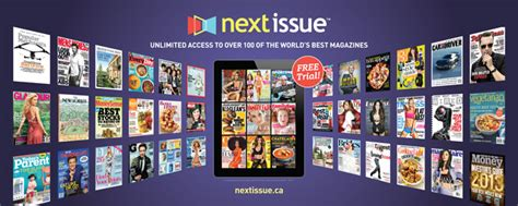 I Just This Magazine Neet The Next Issue Is In March 2007 rogers is giving away 2 year free subscription to next issue