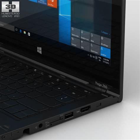Lenovo Thinkpad 260 1id lenovo thinkpad 260 3d model hum3d