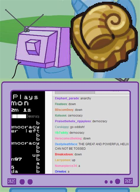 Helix Fossil Meme - pokemon plays twitch memes memes