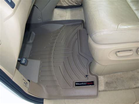weathertech floor mats for honda odyssey 2010 wt453141